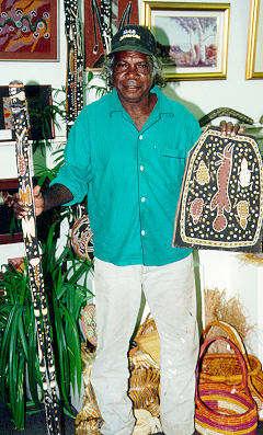 Paddy Fordham Wainburranga