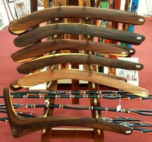 hunting boomerangs